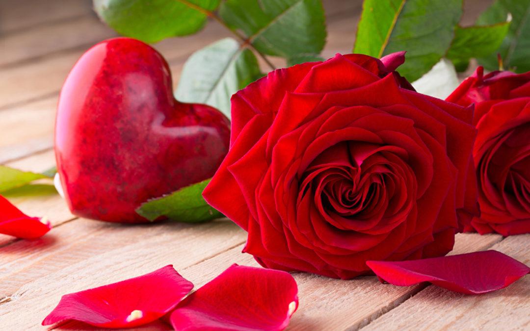 14 Février : St Valentin